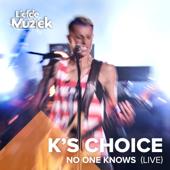 No One Knows (Uit Liefde Voor Muziek) [Live]