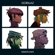 Demon Days - Gorillaz