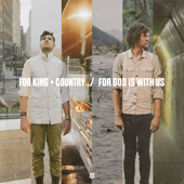 For God Is With Us - for KING & COUNTRY Cover Art
