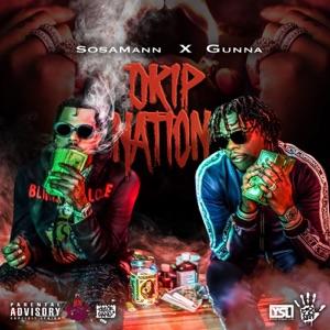 Drip Nation (feat. Gunna) - Single Mp3 Download