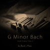 """G Minor Bach (From """"Piano Tiles 2"""") - Jacob's Piano"""