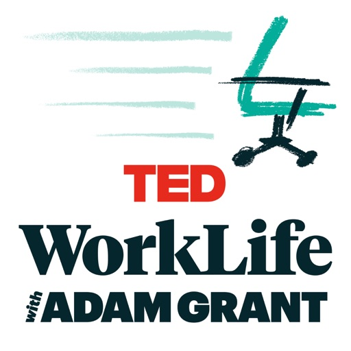 Cover image of WorkLife with Adam Grant