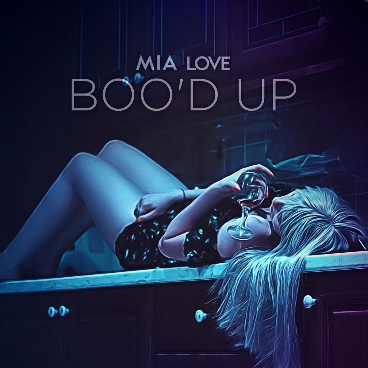 Bood Up - Single Mia Love CD cover