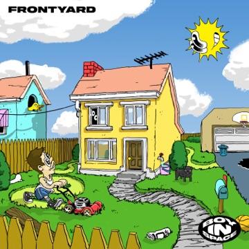 Boy In Space – FRONTYARD – EP