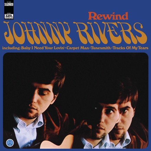 Art for Tracks Of My Tears by Johnny Rivers