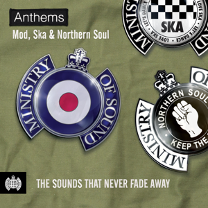 Various Artists - Anthems: Mod, Ska & Northern Soul - Ministry of Sound