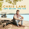 Chris Lane - Laps Around the Sun  artwork