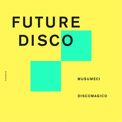 Discomagico - EP by Musumeci