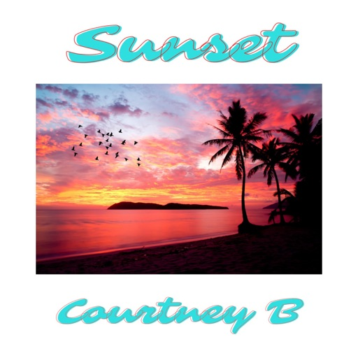 Art for Sunset by Courtney B