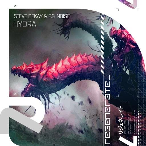 Hydra - Single by Steve Dekay & F.G. Noise