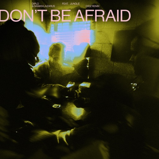 Don't Be Afraid (feat. Jungle) [CIOZ Remix] - Single by Damian Lazarus & Diplo