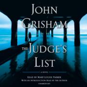 The Judge's List: A Novel (Unabridged)