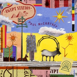 Paul McCartney – Egypt Station – 2 Pre-Singles [iTunes Plus M4A] | iplusall.4fullz.com