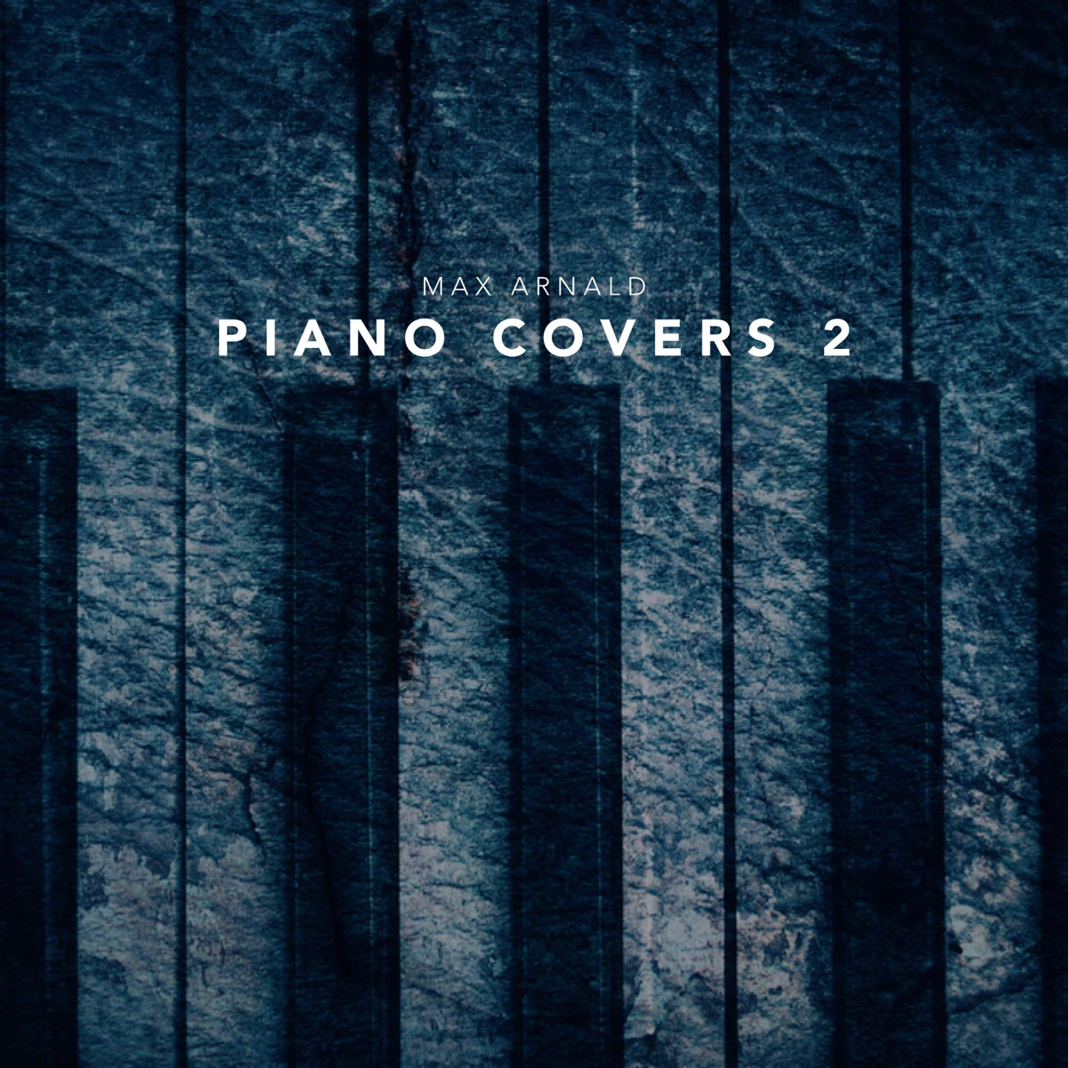 Piano Covers 2 Album Cover by Max Arnald