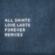 All Saints - Love Lasts Forever (Remixes) - EP