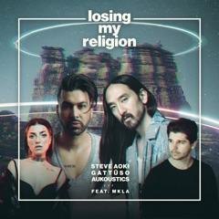 Losing My Religion (feat. MKLA)
