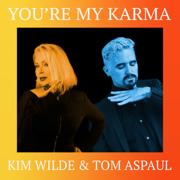 EUROPESE OMROEP   You're My Karma - Kim Wilde & Tom Aspaul