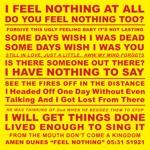 Amen Dunes & Sleaford Mods - Feel Nothing