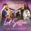LUDMILLA & Gloria Groove - Medley Lud Session - Modo Avião / A Tua Voz / 700 Por Hora / Radar / A Música Mais Triste do Ano grafismos
