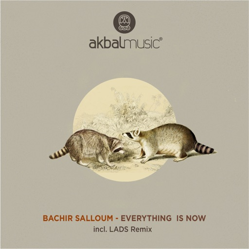 Everything Is Now by Bachir Salloum