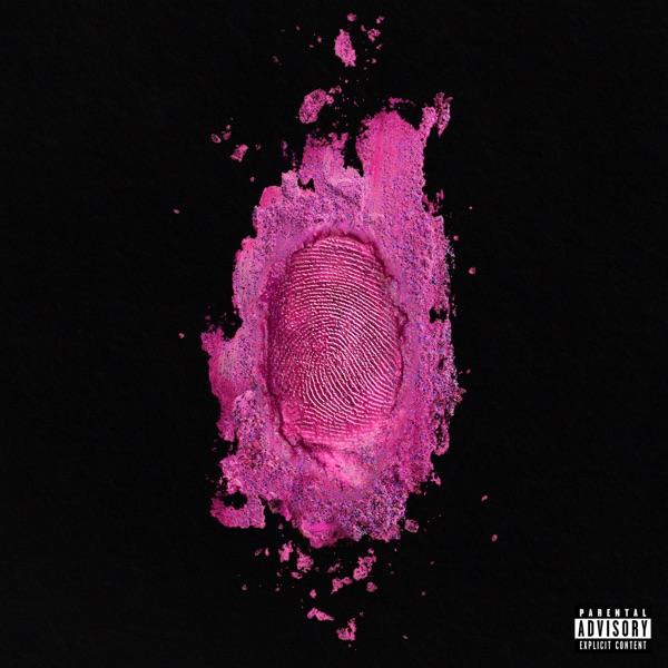 Nicki Minaj mit Anaconda