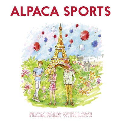 From Paris With Love - Alpaca Sports