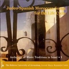 Judeo Spanish Moroccan Songs
