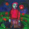 girl in red - Serotonin artwork
