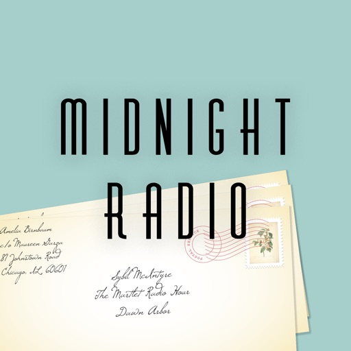 Cover image of Midnight Radio