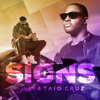 HUGEL & Taio Cruz - Signs artwork