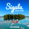 Sigala & Rita Ora - You for Me artwork