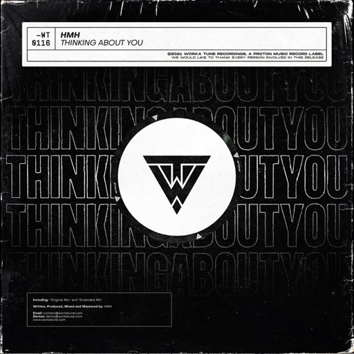 Thinking About You - Single by HMH