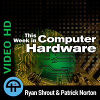 Podcast cover art for This Week in Computer Hardware (Video HD)