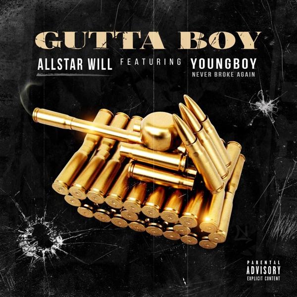 Gutta Boy (feat. Youngboy Never Broke Again) [Remix] - Single