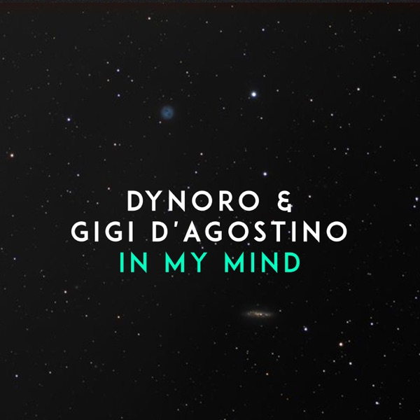 Cover art for In My Mind