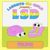 LSD - Genius feat Sia Diplo  Labrinth Banx  Ranx Remixes  Single Album