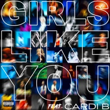 Girls Like You (feat. Cardi B) by Maroon 5