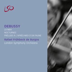 London Symphony Orchestra & Rafael Frühbeck de Burgos - La Mer, L. 109: III. Dialogue du vent et de la mer