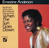 Ernestine Anderson - Goin' to Chicago Blues