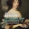 Juliette Benzoni - Princesse des Vandales (La Guerre des Duchesses 2) artwork