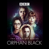 Orphan Black, The Complete Series (iTunes)