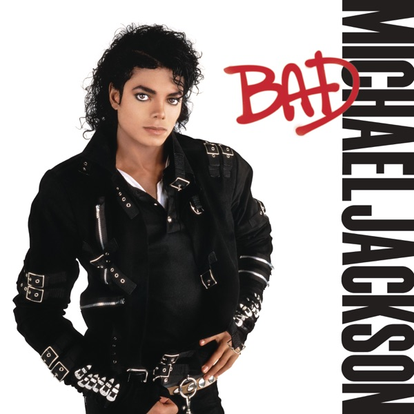 Michael Jackson mit Bad