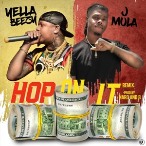 Hop on It (Remix) [feat. Yella Beezy] - Single Mp3 Download