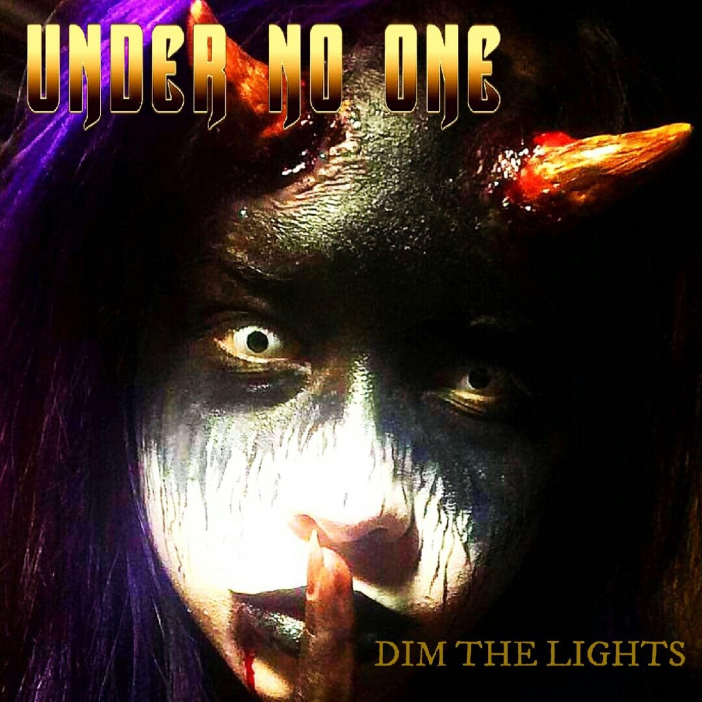 Under No One - Dim The Lights (2018)