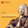 Various Artists - 111 Telemann Masterpieces artwork