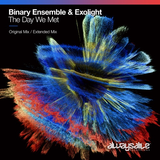 The Day We Met - Single by Binary Ensemble & Exolight