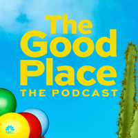 Podcast cover art for The Good Place: The Podcast