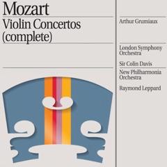 Sinfonia Concertante for Violin, Viola and Orchestra in E-Flat Major, K. 364: I. Allegro maestoso