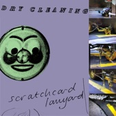 Dry Cleaning - Scratchcard Lanyard