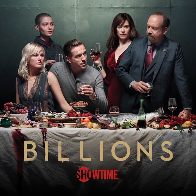 The Wrong Maria Gonzalez - Billions